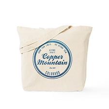 Copper Mountain Ski Resort Colorado Tote Bag