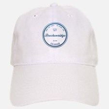 Breckenridge Ski Resort Colorado Baseball Baseball Baseball Cap