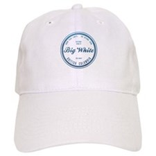 Big White Ski Resot British Columbia Baseball Baseball Cap