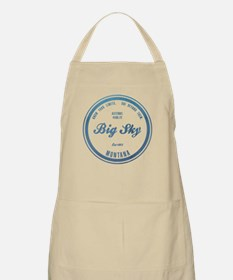 Big Sky Ski Resort Montana Apron