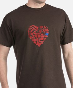 Oregon Heart T-Shirt