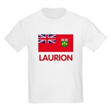 Laurion - Ontario <BR>kids t-shirt