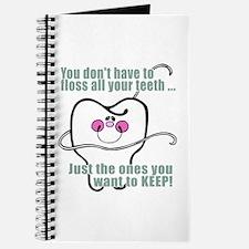 Keep Flossing! Dentist Journal
