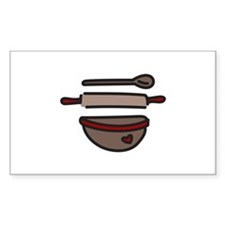 Cooking Tools Decal