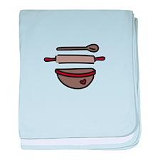Cooking Tools baby blanket