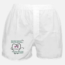 Keep Flossing! Dentist Boxer Shorts