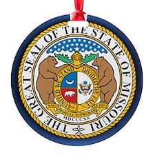 Missouri Seal Ornament