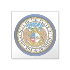 Missouri Seal Sticker