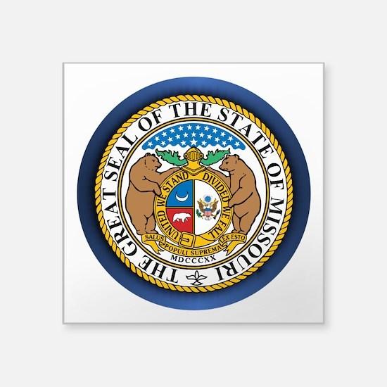 Missouri Seal Sticker