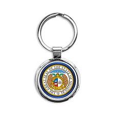 Missouri Seal Keychains