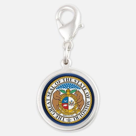 Missouri Seal Charms