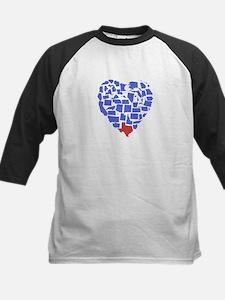 Texas Heart Tee