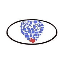 Texas Heart Patches