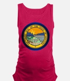 Montana Seal Maternity Tank Top