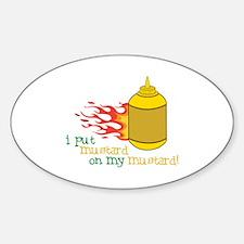 Mustard Decal