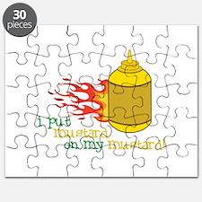 Mustard Puzzle