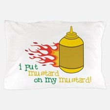 Mustard Pillow Case
