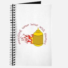 Better With Mustard Journal