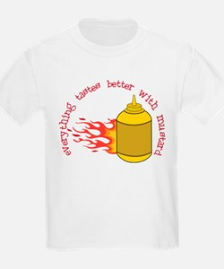 Better With Mustard T-Shirt