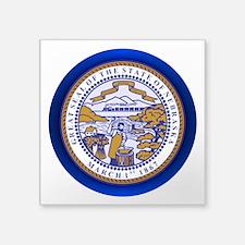 Nebraska Seal Sticker