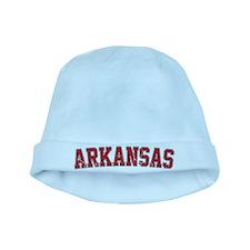 Arkansas - Jersey baby hat