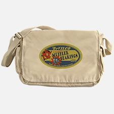 DeVilco Muffler Bearings Messenger Bag