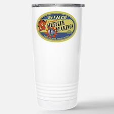 DeVilco Muffler Bearing Stainless Steel Travel Mug