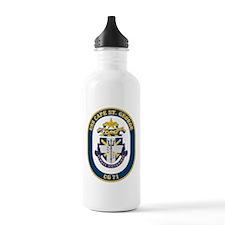 USS Cape St. George CG-71 Water Bottle