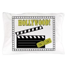Hollywood! Pillow Case