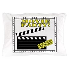 Movie Party! Pillow Case