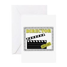 Director Greeting Cards