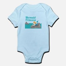 Mermaid Princess Body Suit