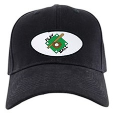 Play Ball Baseball Hat