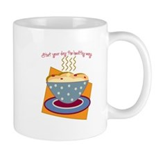 Start Your Day The Healthy Way Mugs