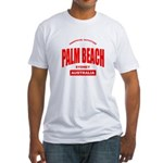 Palm Beach, Sydney Fitted T-Shirt