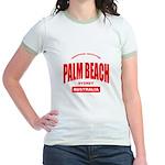 Palm Beach, Sydney Jr. Ringer T-Shirt