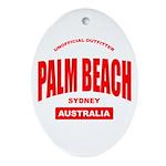 Palm Beach, Sydney Oval Ornament