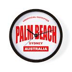 Palm Beach, Sydney Wall Clock