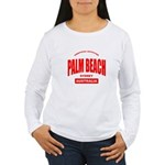 Palm Beach, Sydney Women's Long Sleeve T-Shirt
