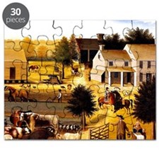 The Residence of David Twining Puzzle
