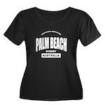 Palm Beach, Sydney Women's Plus Size Scoop Neck Da