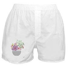 blossom Boxer Shorts