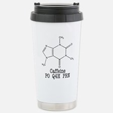 Cute Caffeine Travel Mug