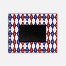 Americana Argyle Picture Frame