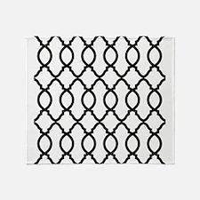 Trendy Moroccan Pattern Decorator Trellis Design T