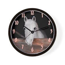 Shiloh Horse Wall Clock