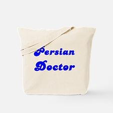 PERSIAN DOCTOR Tote Bag