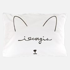 I Love Corgis - Pillow Case