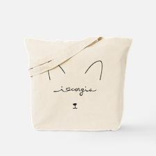 I Love Corgis - Tote Bag