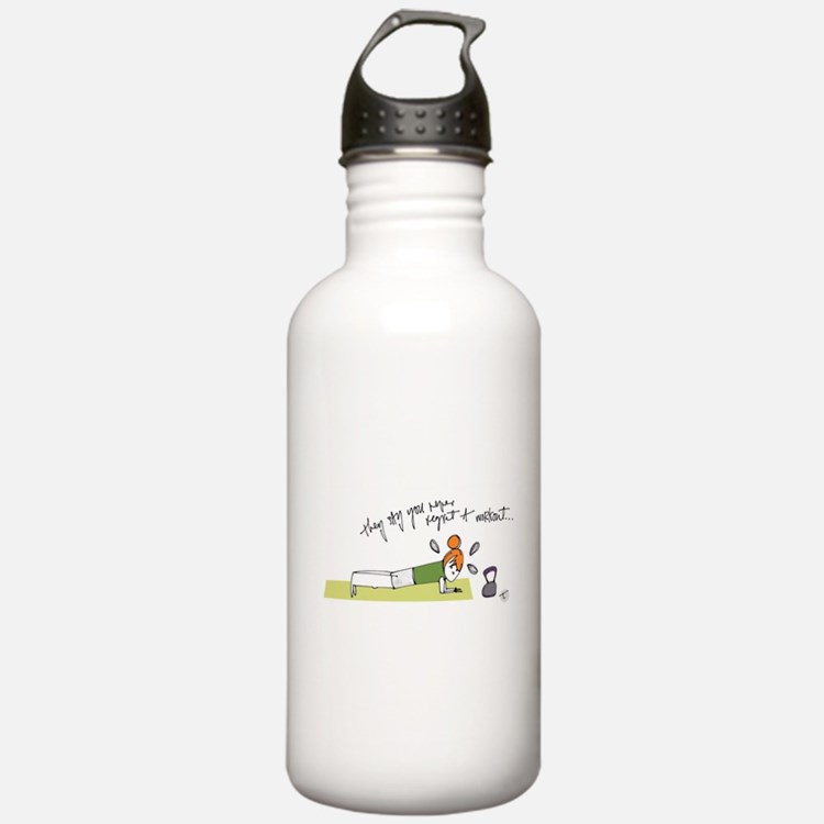 Commit to Fit Water Bottle